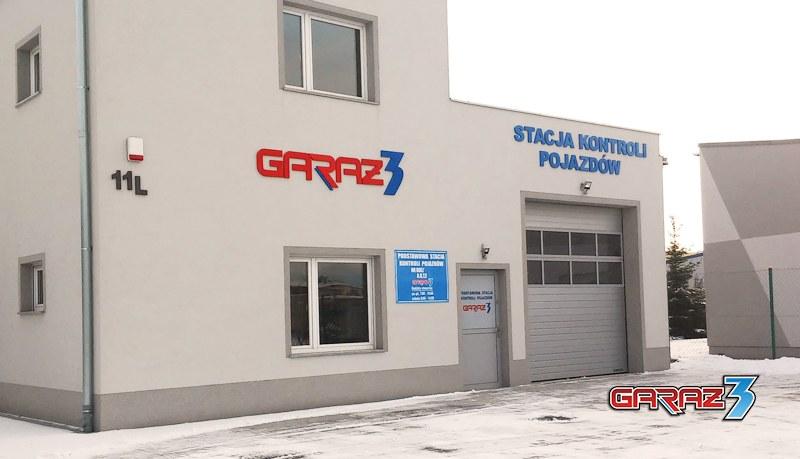 Garaż3 – mechanika pojazdowa